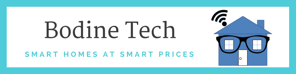 Bodine Tech, LLC - Smart Home Solutions Logo
