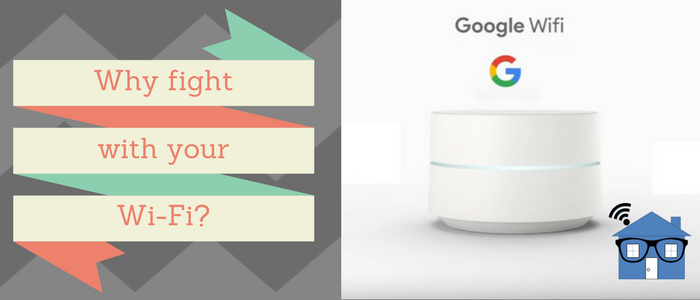 We can install Google Wifi for you!