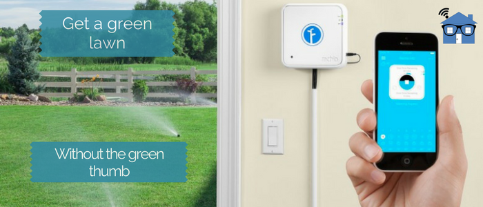 We can install Rachio for you!